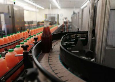 Máquinas y líneas de llenado para bebidas